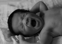 צילומי תינוקות בשחור לבן