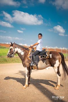 צילומי בר מצווה סוסים