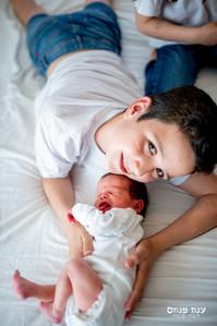 צילומי תינוקות אחים