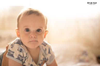 צילומי תינוקות בבית