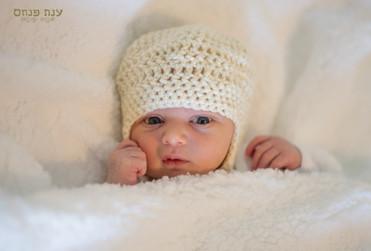 צילומי תינוקות עם כובע