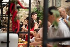 צילומים לאירועים קטנים אוכל