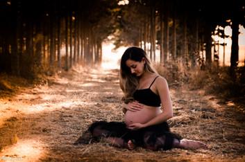 צילומי הריון דרמטיים
