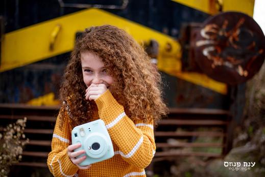 צילומי בת מצווה מצלמה