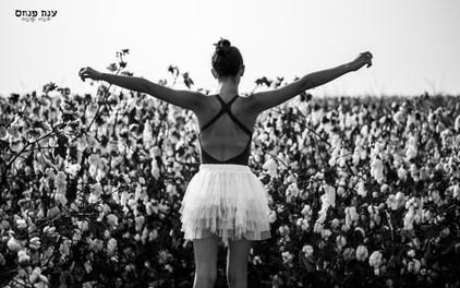 צילומי בת מצווה רקדנית