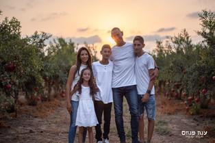 צילומי בר מצווה משפחתיים