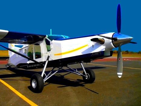 Pilatus Porter PC6-B2H4 Pratt-Whitney