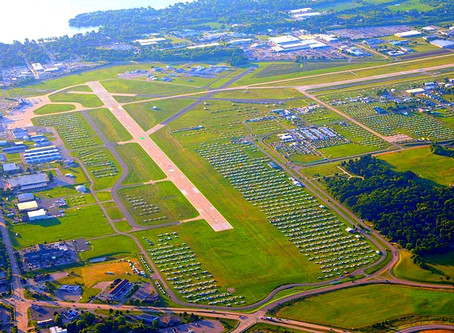 The famous Oshkosh air-show is back from July 22-28 2019