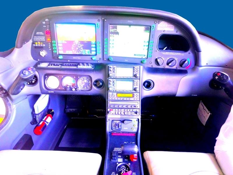 Cirrus SR22 GTS G3 Turbo
