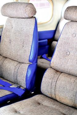CESSNA P210 SEATS