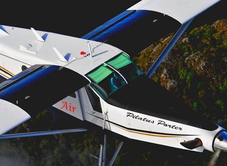 Join the legend: Pilatus Porter PC6