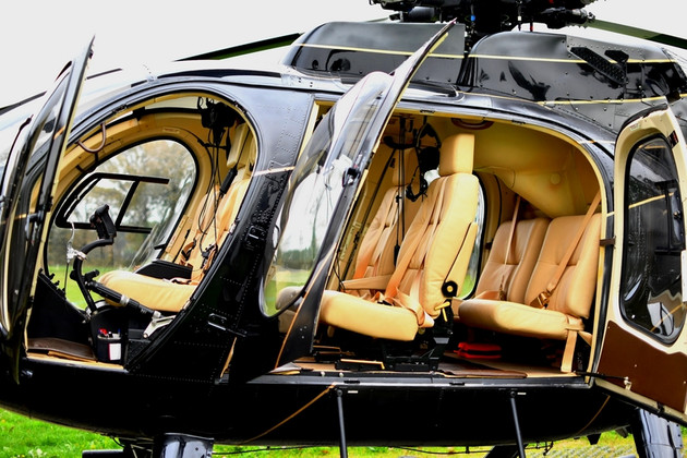 MD HELICOPTERS  600N