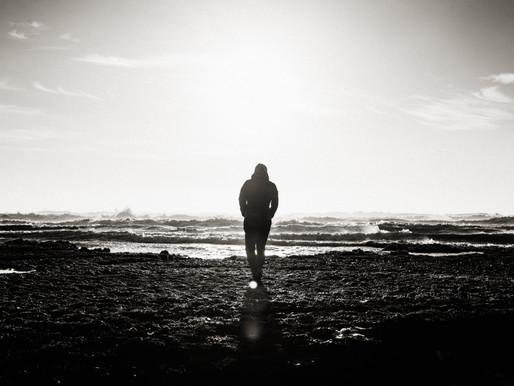 Das Glück allein sein zu können