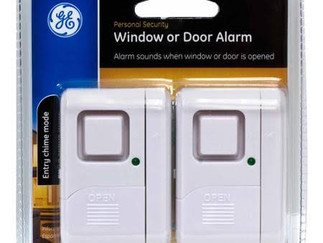 Handy little Door Alarms for Added Safety in the Home