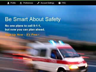 9-1-1 Registry - Think Safety