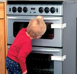 Oven Danger and Creative Children!