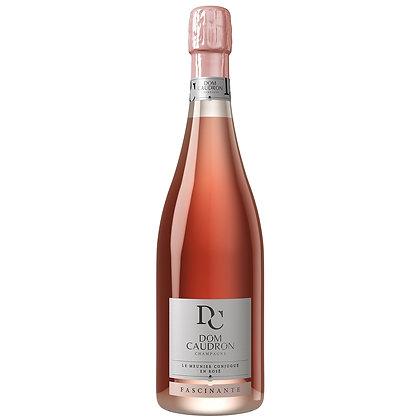 Dom Caudron - Cuvée Fascinante Rosé N.V.