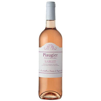 Domaine Piaugier - Sablet Rosé 2018