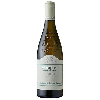 Domaine Piaugier - Sablet Blanc 2017