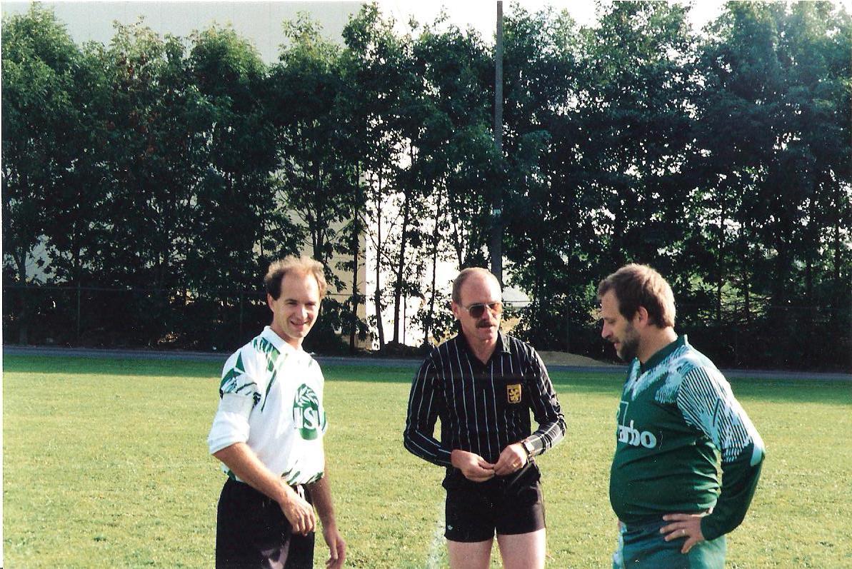 1996: de  eerste toss - Westrozebeke