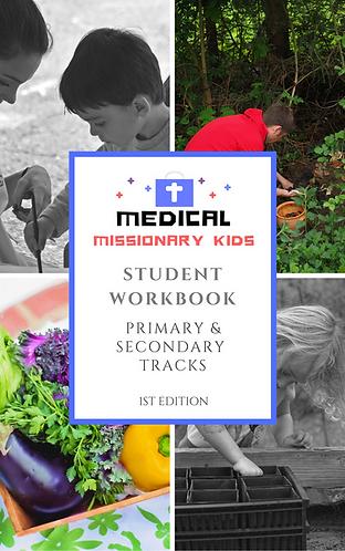 Medical Missionary Kids Workbook