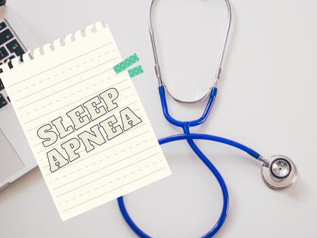 L'apnée du sommeil: Comment ils marquent matelas et oreiller.