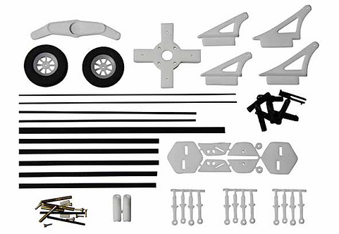 Linkage lever and small parts set indoor