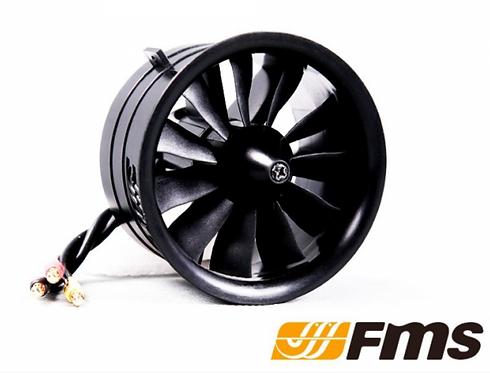 FMS Puhallin 64mm 11-lapainen 2840-KV3900 moottorilla