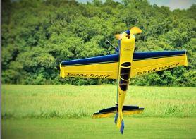 """Extreme Flight 60"""" Yak 54-EXP"""
