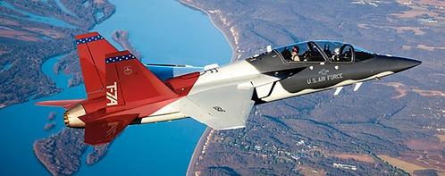 Boeing (TX) T-7A Red Hawk PNP