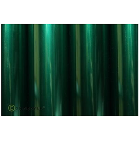 ORACOVER 10m transparent green