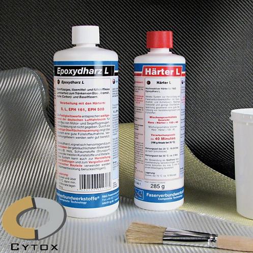 Epoxy resin L + Kovetin L (40min) 1kg