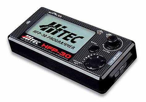 Hitec HFP-30 servo programmer