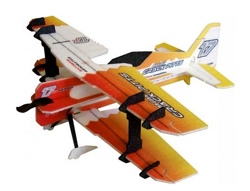 Crack Pitts mini Orange