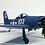 Thumbnail: F8F-2 Bearcat 762mm wood kit