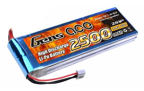 Gens Ace 2500 mAh 2S 25C