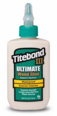 Titebond III Ultimate wood glue 237ml