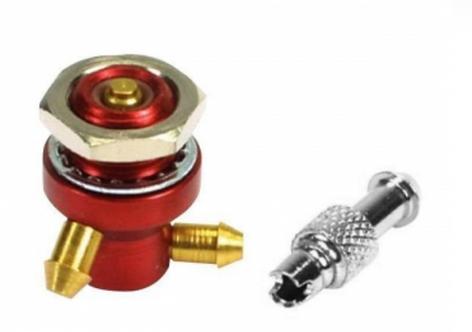 Kwik-fill fueling valve for Gasoline