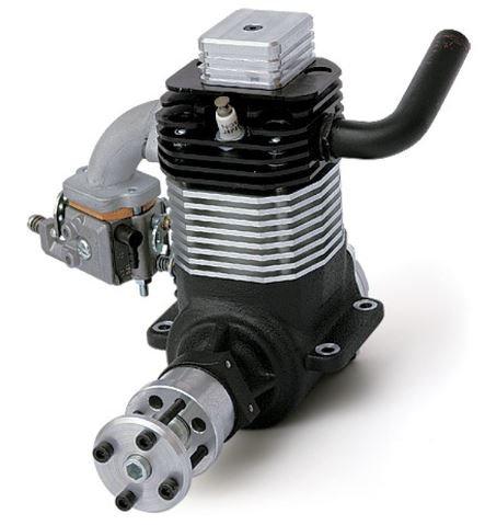 ROTO 35 FS 4-tahti moottori