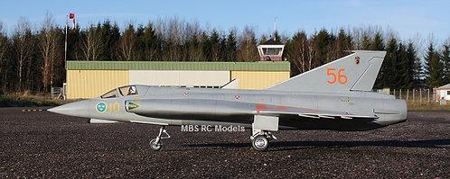 MBS Saab J35J Draken