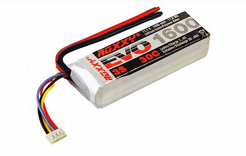 Multiplex EVO ROXXY LiPo 3S 1600mAh 30C