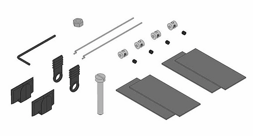 Small parts set EasyGlider 4