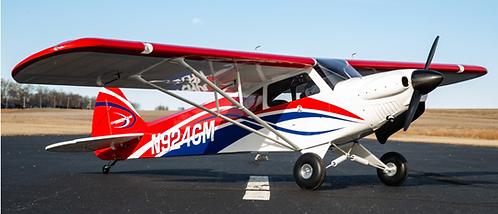 Hangar 9 Carbon Cub FX-3 100-200cc ARF