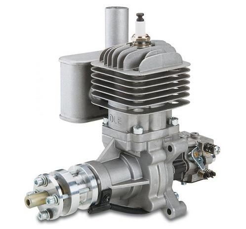 DLE 30 2-tahti bensa moottori elektronisella sytytyksellä