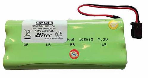 Hitec transmitter battery AURORA 9X