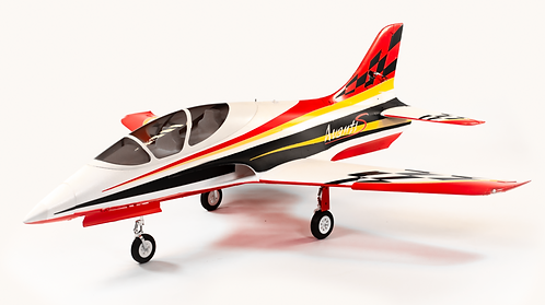 Avanti S 80mm Sport Jet PNP Red