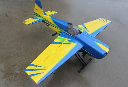 "Edge 540 74"" Yellow/Blue ARF"