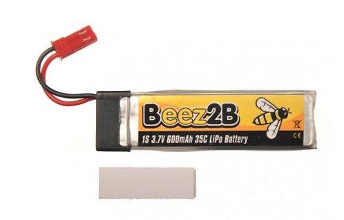 Beez2B 1S 600mAh 35C