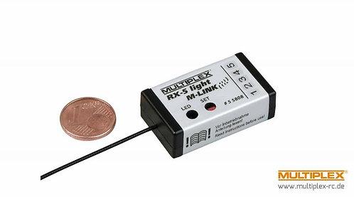 Multiplex RX-5 light ID 2 M-Link 2,4 GHz vastaanotin