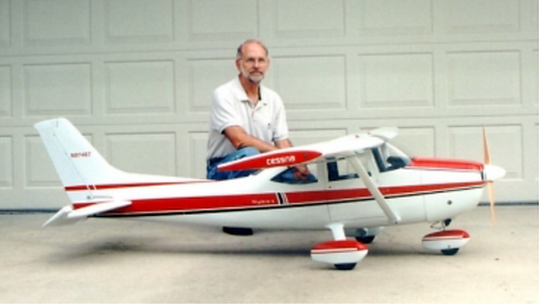 Cessna 182 3048mm